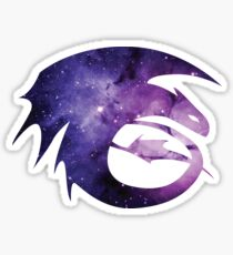 Strike Class - Galaxy Sticker