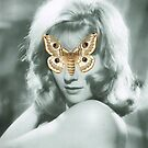 Moth girl  by Sophie Moates