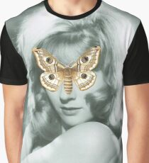 Moth girl  Graphic T-Shirt