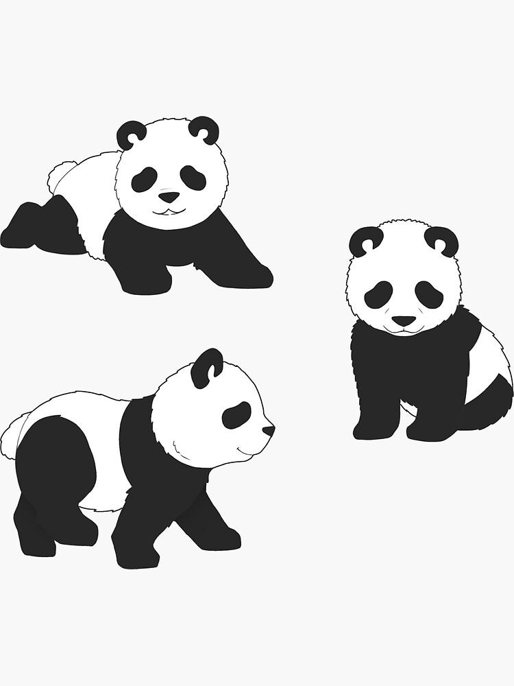 Kleiner Panda von deerinspotlight