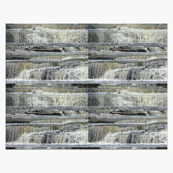 Aysgarth Falls, Yorkshire Dales Jigsaw Puzzle