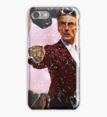 Doctor Who: Series 9 Ultimate Poster iPhone Case/Skin