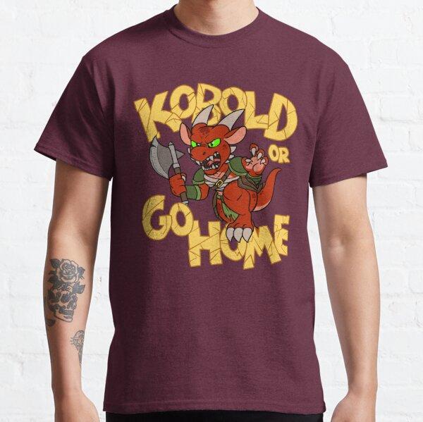 Kobold oder nach Hause gehen Classic T-Shirt