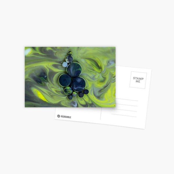 Bubbles Art Grayson Postcard