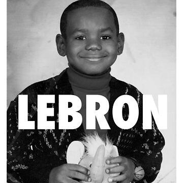 Lebron James (LeBron) by iixwyed