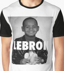 Lebron James (LeBron) Graphic T-Shirt