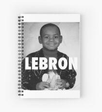 Cuaderno de espiral Lebron James (LeBron)
