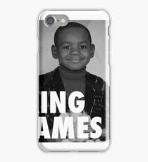 Lebron James (KING JAMES) iPhone Case/Skin