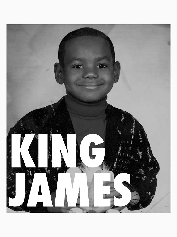 Lebron James (König James) von iixwyed