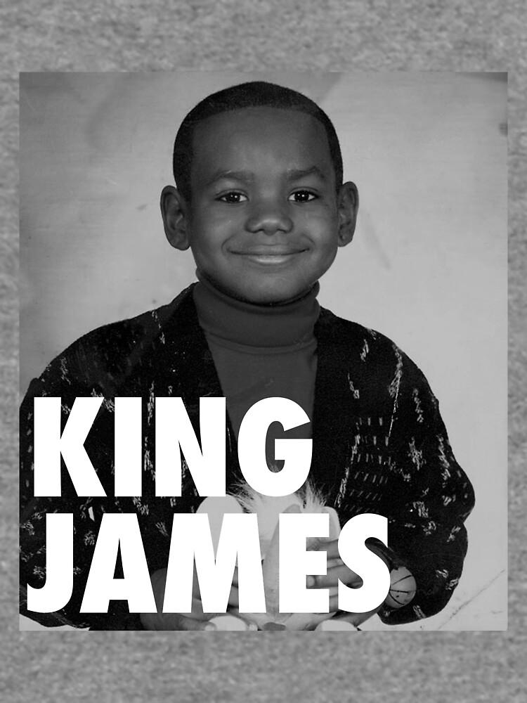 Lebron James (KING JAMES) by iixwyed