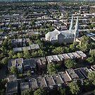 Villeray - Montréal, QC - Drone by jpvalery