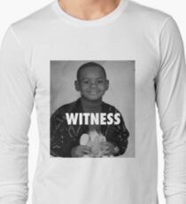 LeBron James (Witness) Long Sleeve T-Shirt