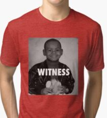 LeBron James (Witness) Tri-blend T-Shirt