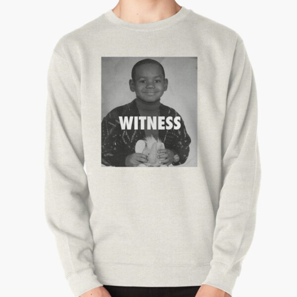LeBron James (Witness) Pullover Sweatshirt