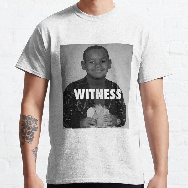 LeBron James (témoin) T-shirt classique