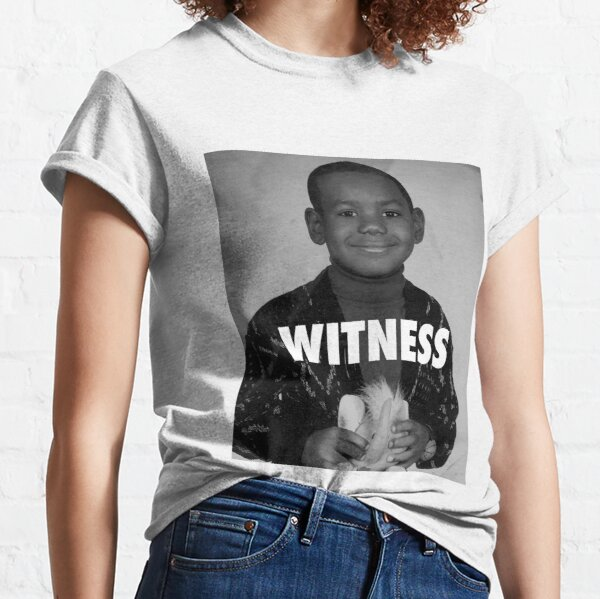 LeBron James (Witness) Classic T-Shirt