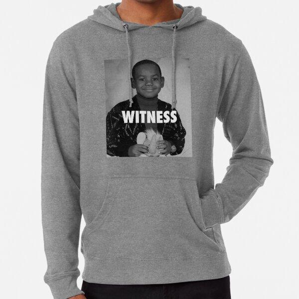 LeBron James (Witness) Lightweight Hoodie