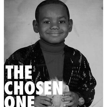 LeBron James (The Chosen One) by iixwyed