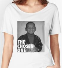 LeBron James (The Chosen One) Women's Relaxed Fit T-Shirt