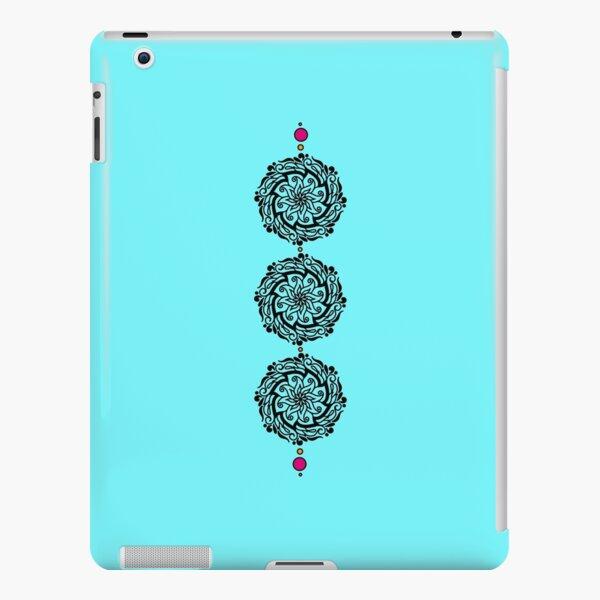 Decorative Floral Strings iPad Snap Case