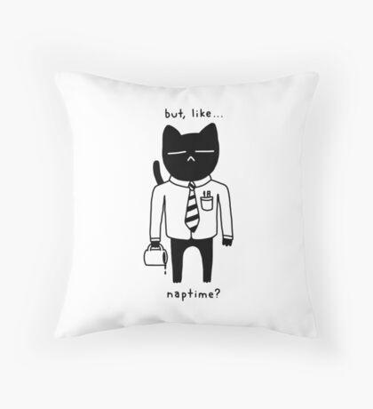 My Spirit Animal Throw Pillow