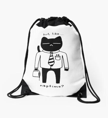 My Spirit Animal Drawstring Bag