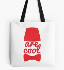 Bowties/Fezzes are Cool Tote Bag