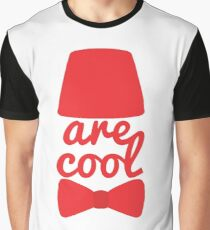 Bowties/Fezzes are Cool Graphic T-Shirt