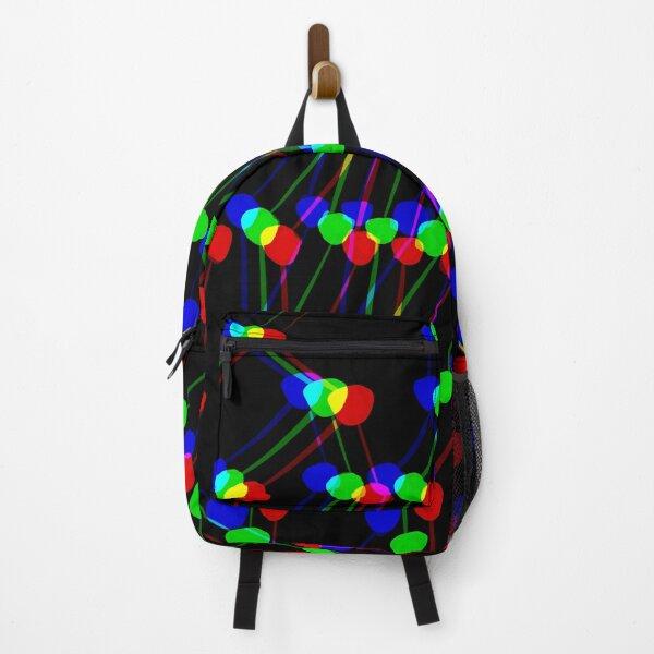 Fibonacci's Colorful Seeds Backpack