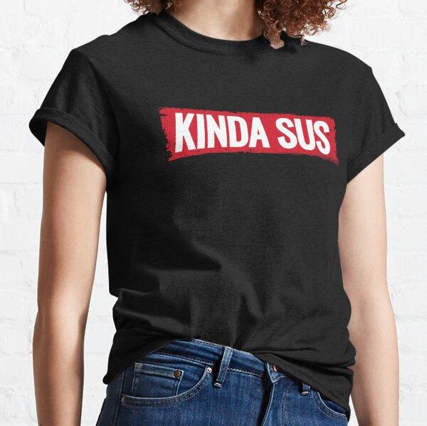 Parmi nous Kinda Sus T-shirt classique