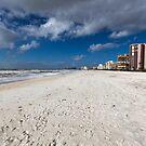 Marcos Island Beach - Gulf Coast, Florida by Josef Pittner