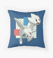Togetic Print Throw Pillow