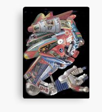 Remote Controlled. Canvas Print