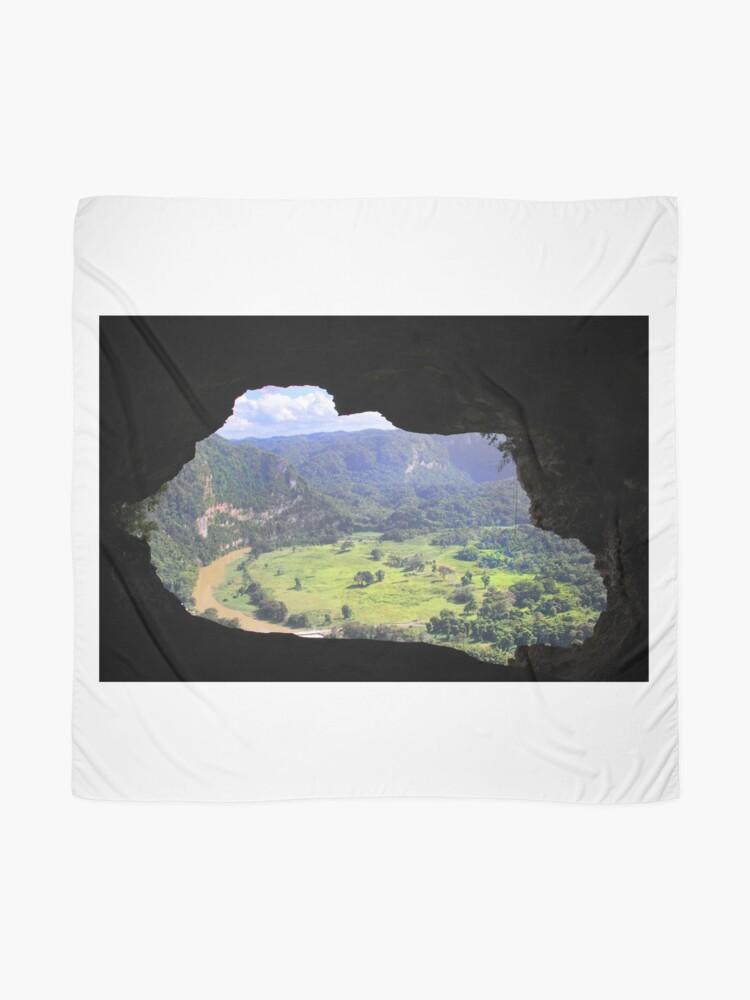 Alternate view of Cueva Ventana Scarf