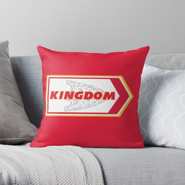 Kansas City Kingdom Throw Pillow