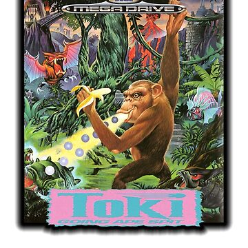 TOKI - GOING APE SPIT by UnitShifter