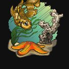 Fishycolored by Asia Barsoski
