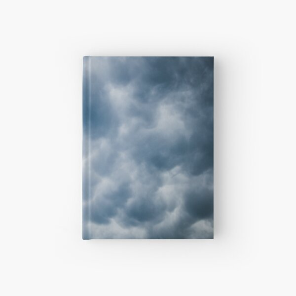 Cloudy Day Hardcover Journal