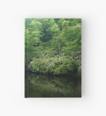 Along the Blue Ridge Parkway: Trees Hardcover Journal