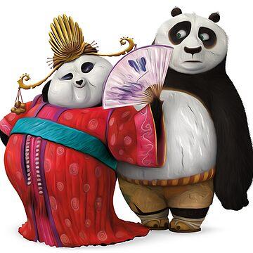 Kung Fu Panda 3 by StrangeEd