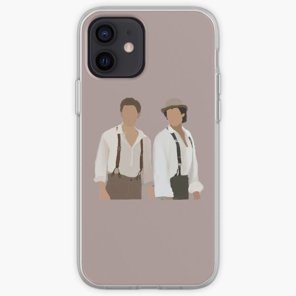 The Salvatore Brothers iPhone Soft Case
