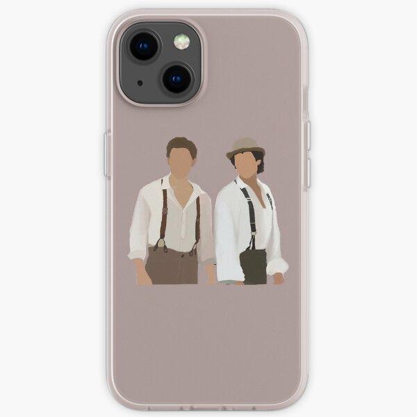 Die Salvatore Brüder iPhone Flexible Hülle