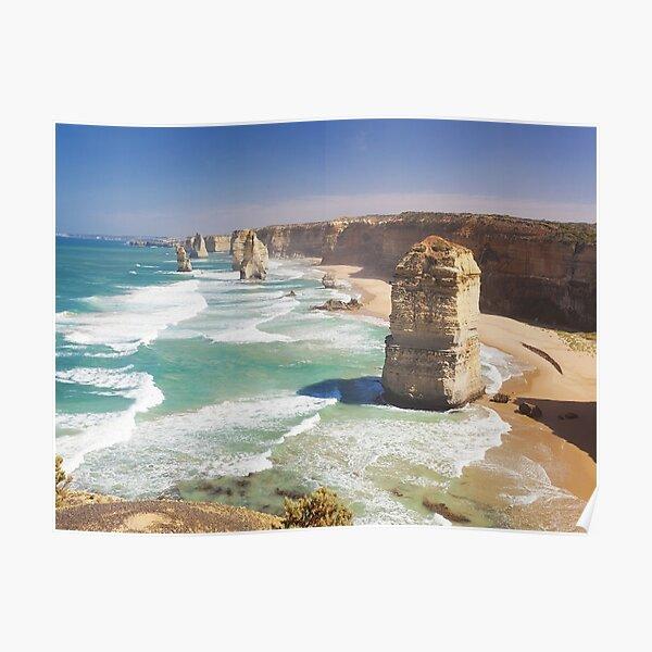 Twelve Apostles - Australia Poster