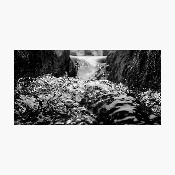 Rapid Transitions Photographic Print