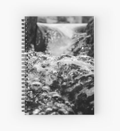 Rapid Transitions Spiral Notebook