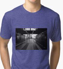 S-Bahnhof Alexanderplatz Tri-blend T-Shirt