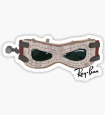 Rey Bans Sticker
