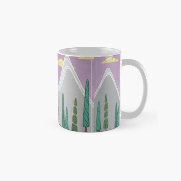 Cotton Candy Sky Classic Mug