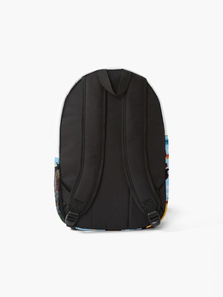 Alternate view of Spirit Horse Pattern Backpack