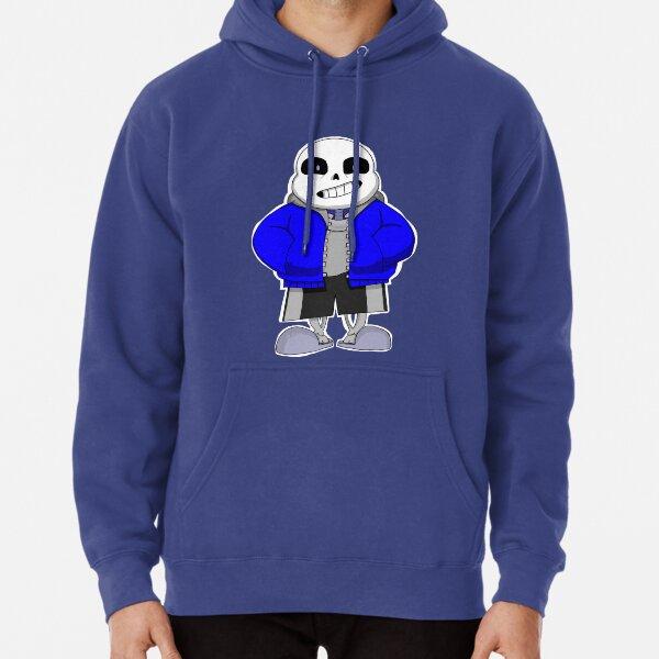 UNDERTALE- Sans the Skeleton Pullover Hoodie